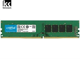 CRUCIAL DRAM 8GB DDR4 2400 MT/s (PC4-19200) CL16