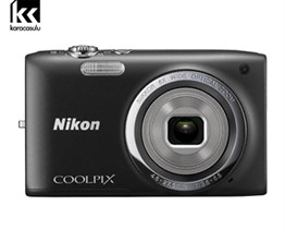 NIKON DIGITAL CAMERA S2700 (BLACK)- OUTLET